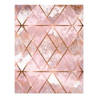 Copper X Letterhead