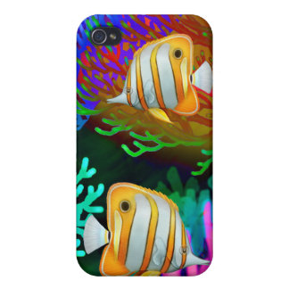 Copperband Butterfly Fish Speck Case