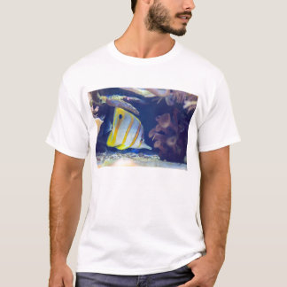 Copperband Butterflyfish T-Shirt