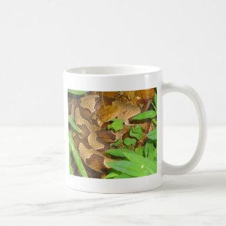 Copperhead Snake Coffee Mug