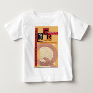 Copperplate Baby T-Shirt