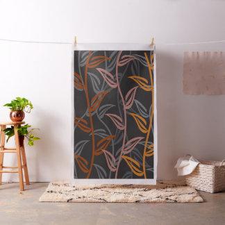 Coppertone Floral Garden Fabric