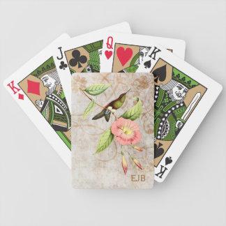 Coppery Bellied Puffleg Hummingbird Playing Cards