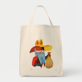Cops and Robbers Tote Bag