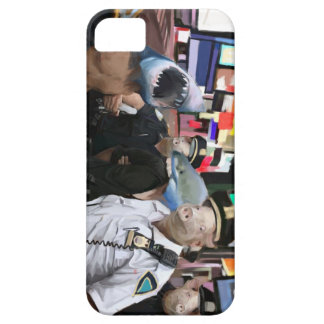 cops and robbers iPhone 5/5S cover