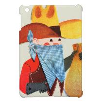 Cops and Robbers Cover For The iPad Mini