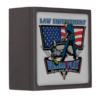Cops and Robbers Gift Box