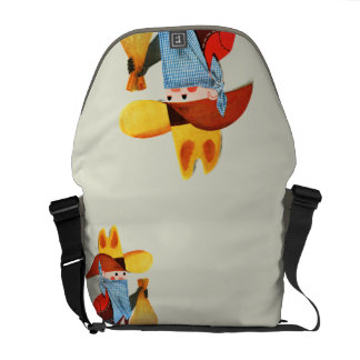 Cops and Robbers Courier Bags