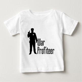 Cops are war profiteers baby T-Shirt