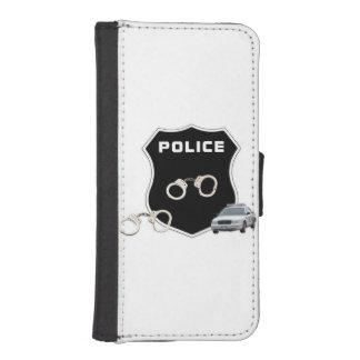 Cops Crime Scene iPhone SE/5/5s Wallet