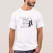 Cops Jokes Gifts T-Shirt