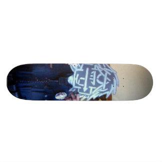 cops love zen skate boards