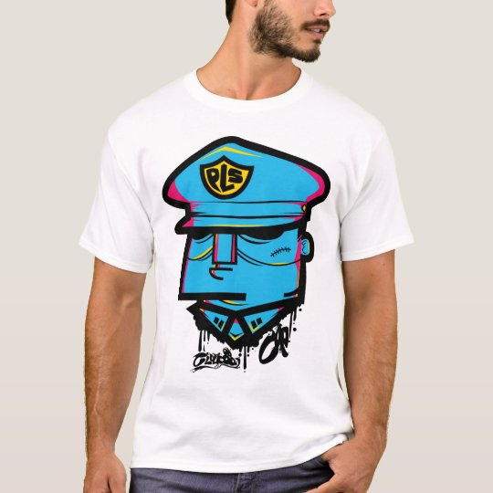 Cops MakeYummy Kolors T-Shirt