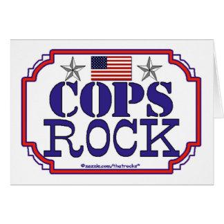 Cops Rock Card