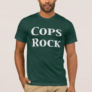 Cops Rock Gifts T-Shirt