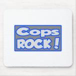 Cops Rock! Mousepads