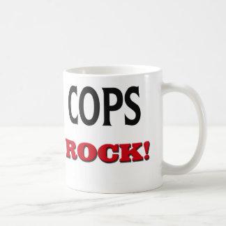 Cops Rock Mugs