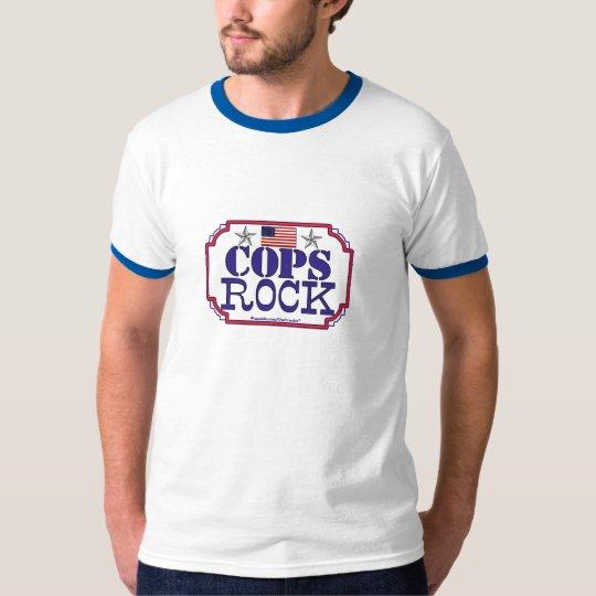 Cops Rock T-Shirt