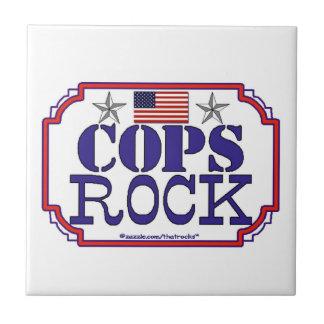 Cops Rock! Tile
