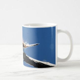 Copter Classic White Coffee Mug