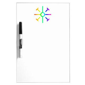 Coptic Cross Dry-Erase Whiteboards