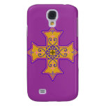 Coptic Cross iPhone 3G/3GS Speck Case Samsung Galaxy S4 Cases