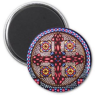 Coptic Cross Magnet