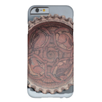 Coptic cup, painted terracotta with swag borders, barely there iPhone 6 case