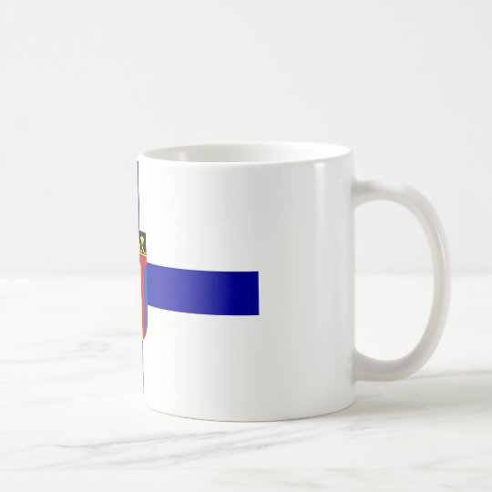 Coptic Flag Coffee Mug