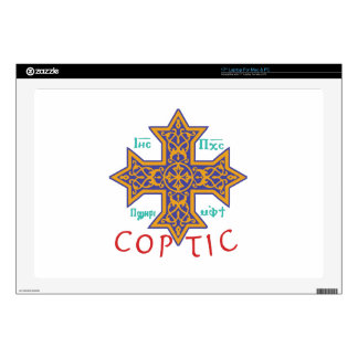"Coptic Skins For 17"" Laptops"