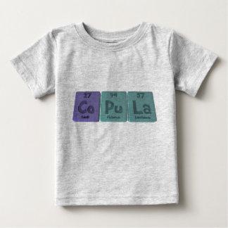Copula-Co-Pu-La-Cobalt-Plutonium-Lanthanum.png Baby T-Shirt