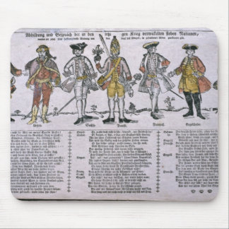 Copy and Discussion of the Nations Mouse Pad
