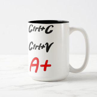 Copy and Paste Mug