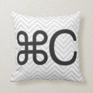 Copy Apple C Mac Pillow