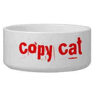 copy cat pet bowl