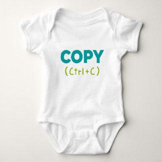 COPY (Ctrl+C) Copy & Paste Baby Bodysuit