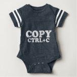 COPY Ctrl+C Copy Paste Twins T Shirt