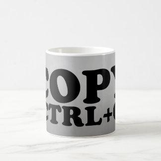 COPY Ctrl+C Twins Coffee Mug