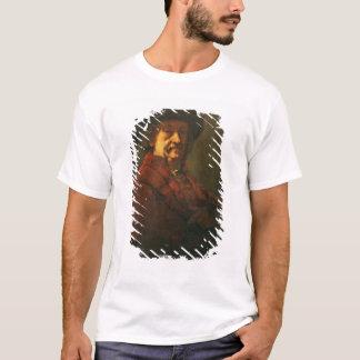 Copy of a Rembrandt Self Portrait, 1869 T-Shirt