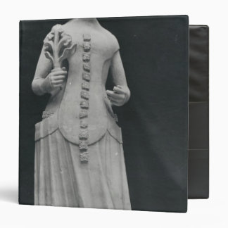 Copy of a statue of Isabella of Bavaria Binder