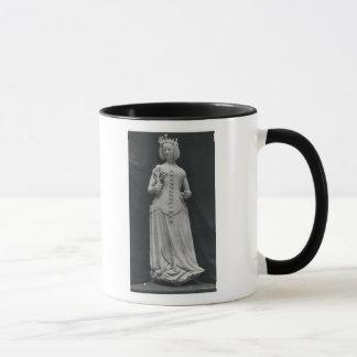 Copy of a statue of Isabella of Bavaria Mug