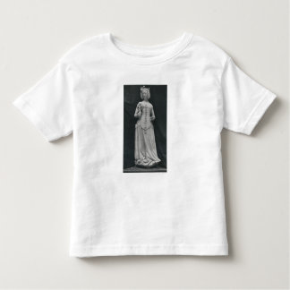 Copy of a statue of Isabella of Bavaria Toddler T-shirt
