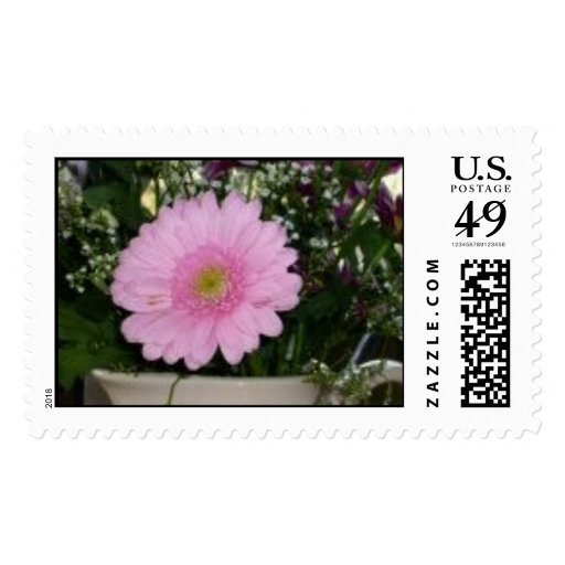 Copy of feb 15 2007 valentine floweres postage stamps