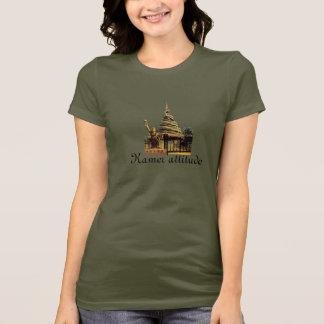 Copy of monument4, Kamer'attitude T-Shirt