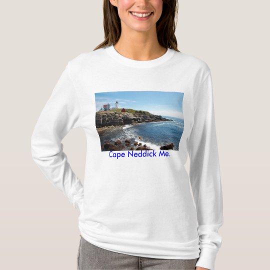 Copy of Nubble Light 2, Cape Neddick Me. T-Shirt