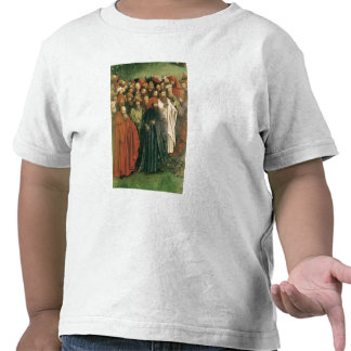 Copy of The Adoration of the Mystic Lamb Tee Shirt