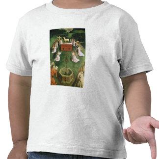 Copy of The Adoration of the Mystic Lamb Tshirt