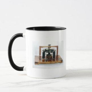 Copy of the electro-magnetic 'macchinetta' mug