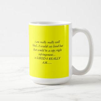 Copy right infringement mug