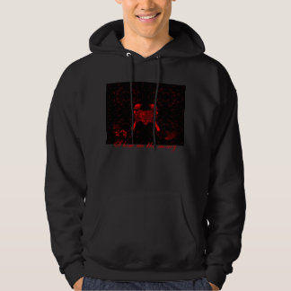 copy, Show me the money Hooded Pullover